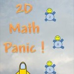 2D Math Panic box art