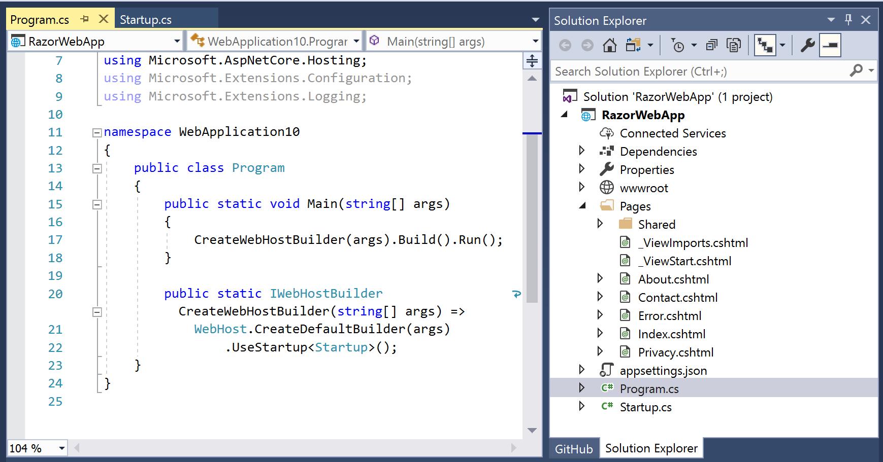 Pages in ASP  NET Core: Razor, Blazor and MVC Views | Wake
