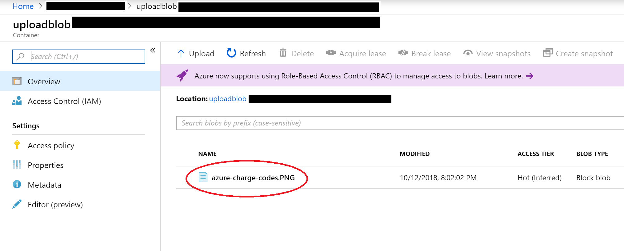 Azure Blob Storage from ASP  NET Core File Upload | Wake Up And Code!