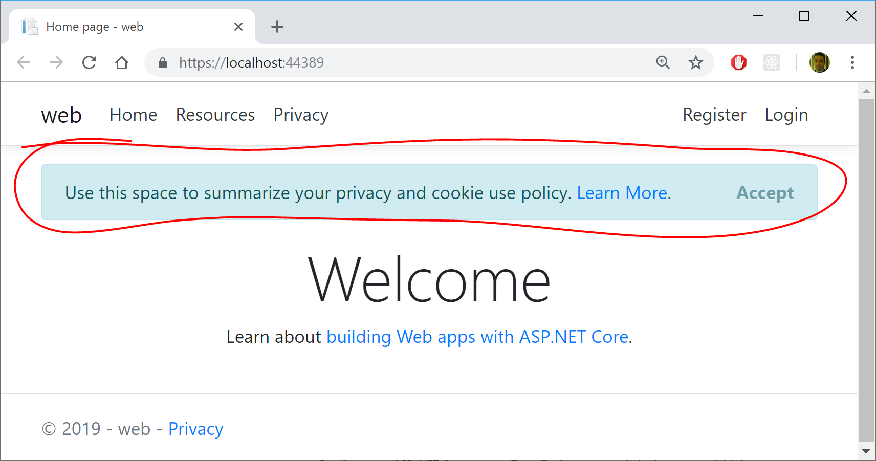 Cookies and Consent in ASP  NET Core | Wake Up And Code!