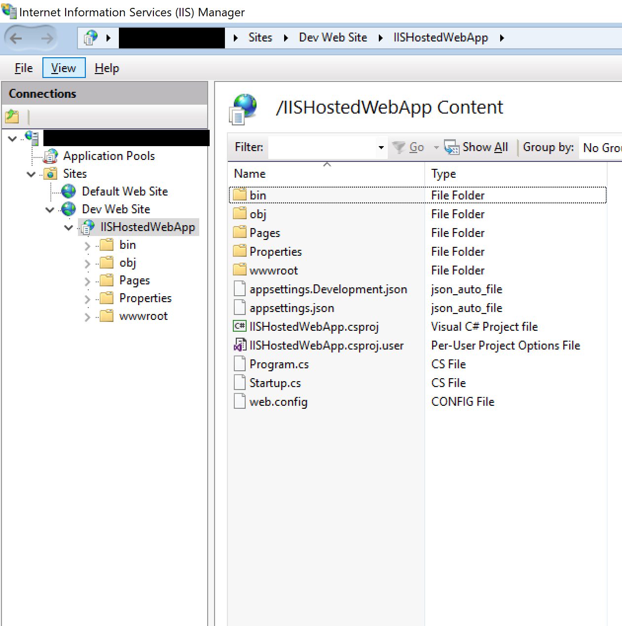 IIS Hosting for ASP  NET Core Web Apps | Wake Up And Code!